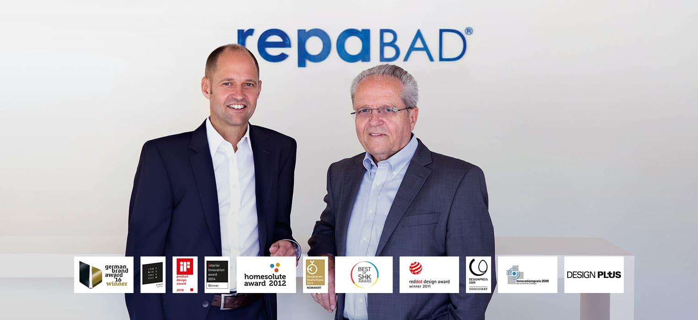 Auszeichnungen repaBAD