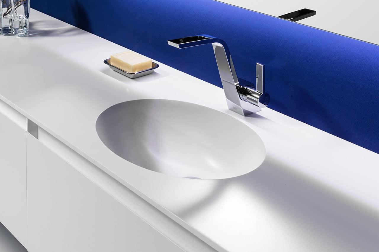 Waschtische Waschtischplatte sharp