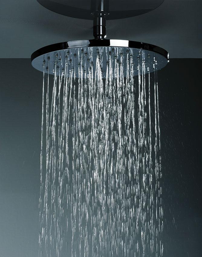Kopfbrause raindrop Regentropfen Dusche