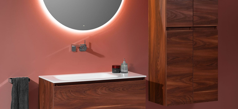 Spiegel Look 9 Badspiegel Licht