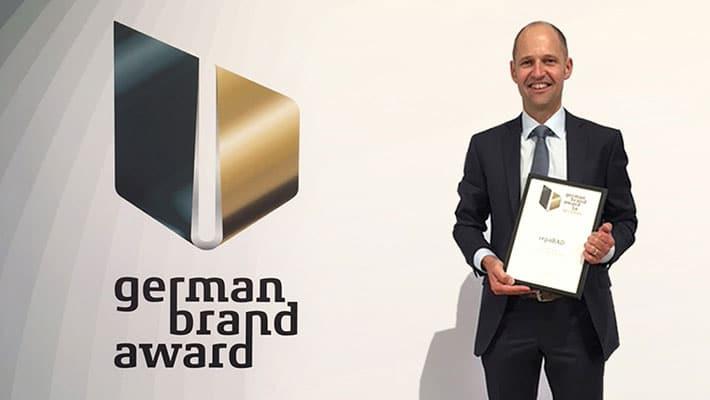 German Brand Award repaBad