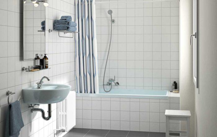 Badsanierung vorher | Badezimmerumbau