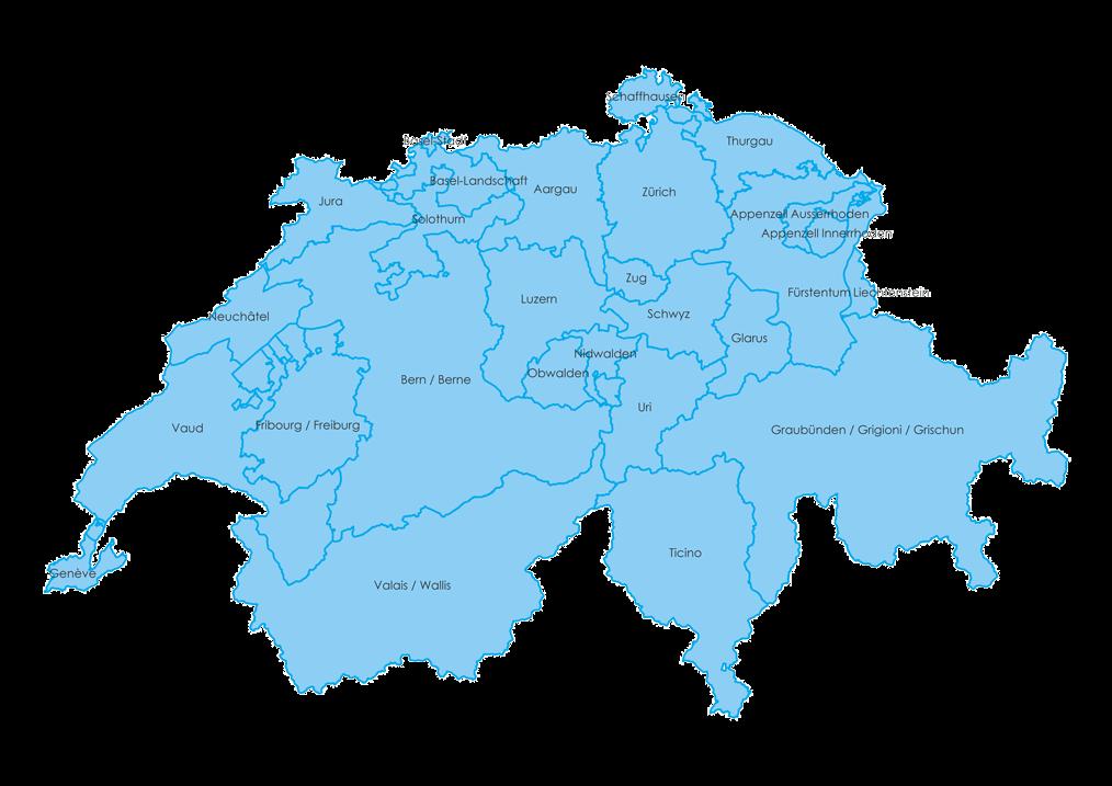 Dampfbad Partner in der Schweiz