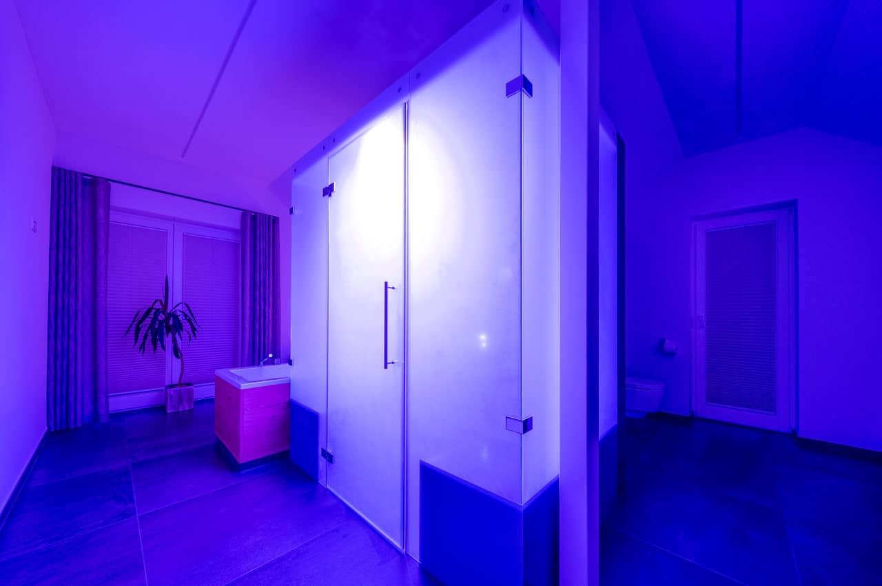 Objektreportage Badezimmer Wohlfuehlen Dampfbad 3