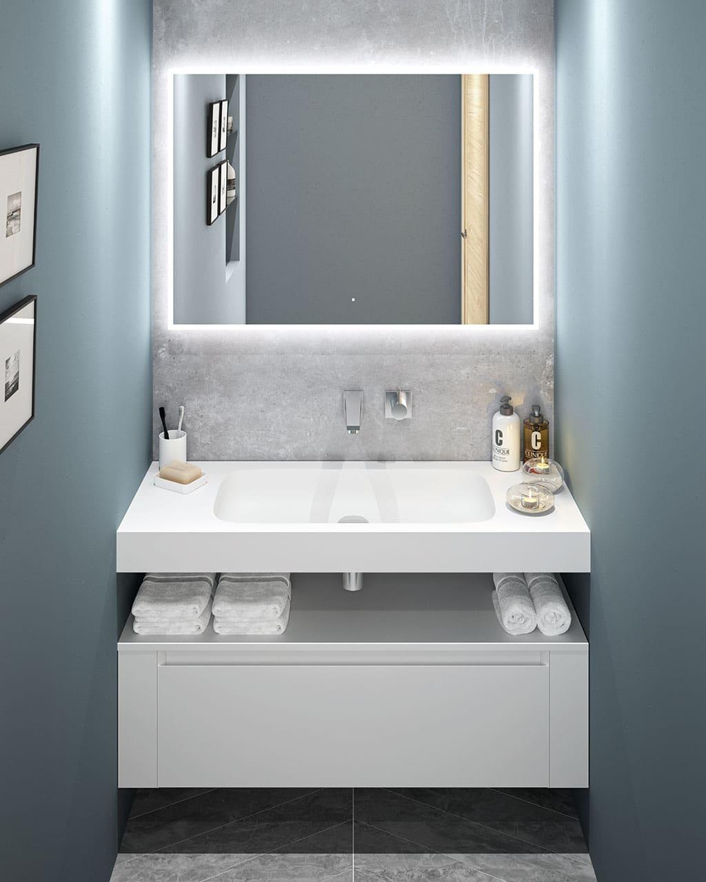 Style Waschtischplatte
