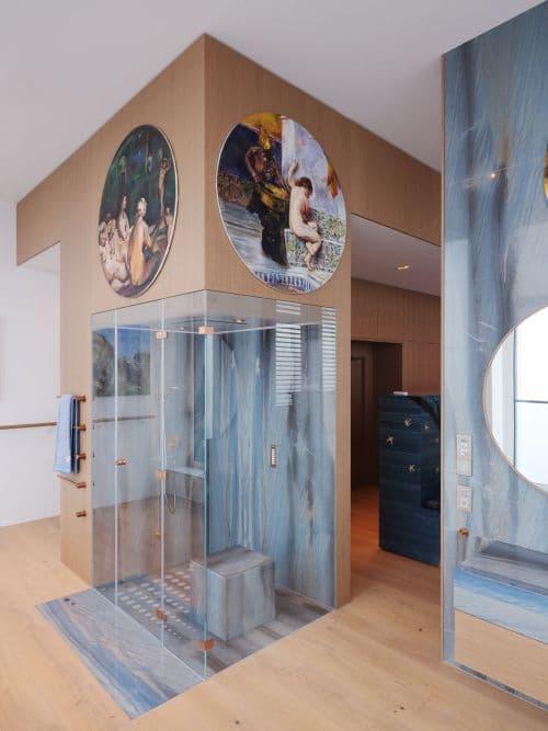 Repabad Badezimmer mit Individuellem Dampfbad
