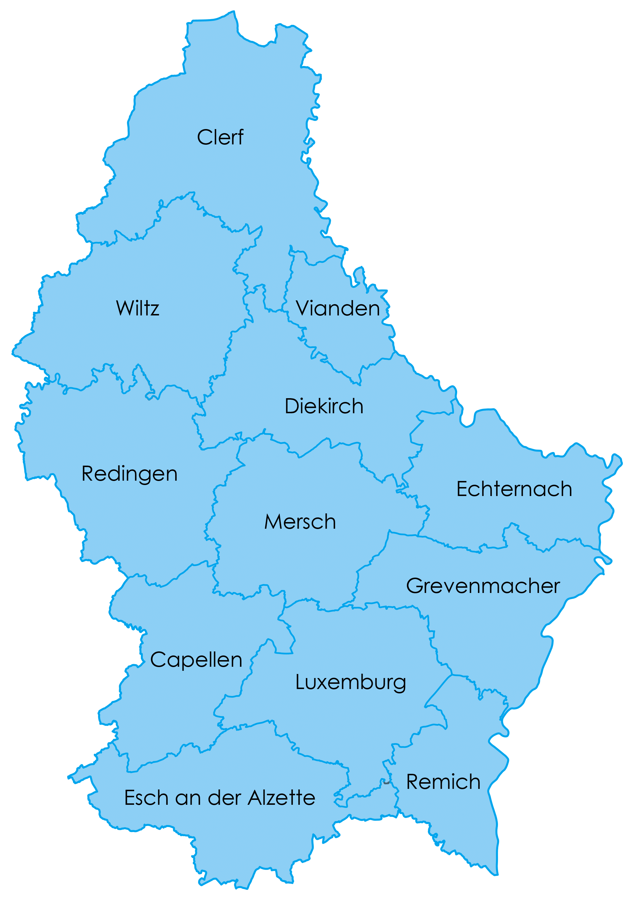 Dampfbad Partner in Luxemburg